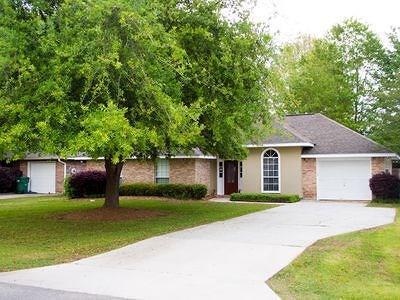 Single Family Home For Sale: 2269 Rue Pickney Street