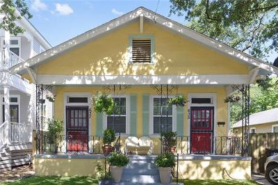 New Orleans Multi Family Home For Sale: 635 S Alexander Street