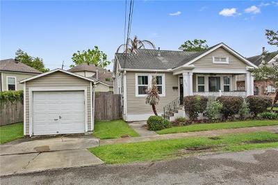 Single Family Home Pending Continue to Show: 2133 Colapissa Street