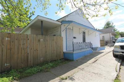 New Orleans Single Family Home For Sale: 2230 N Roman Street