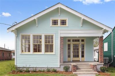 Gretna Single Family Home For Sale: 605 Romain Street