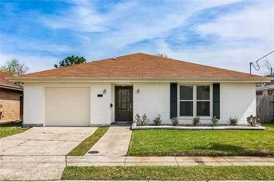 Metairie Single Family Home For Sale: 1125 Aris Avenue