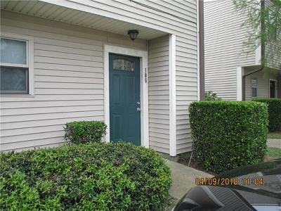 Kenner Condo For Sale: 1020 St. Julien Drive #105