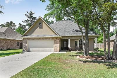 Slidell Single Family Home For Sale: 620 Fairfield Loop