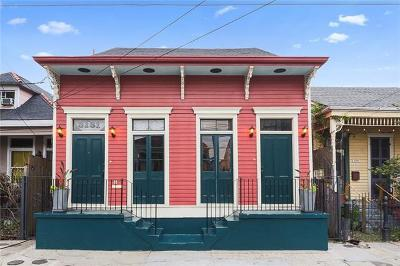 New Orleans Multi Family Home For Sale: 3131 Royal Street
