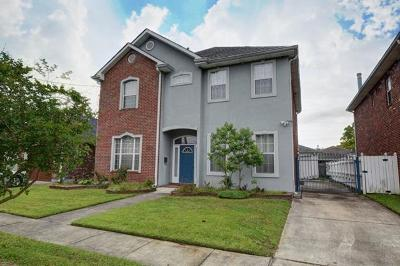 Metairie Single Family Home Pending Continue to Show: 1405 Hesper Avenue