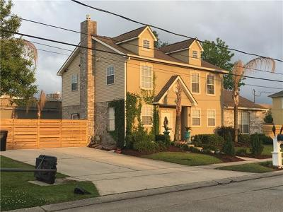Kenner Single Family Home For Sale: 4012 Delaware Avenue