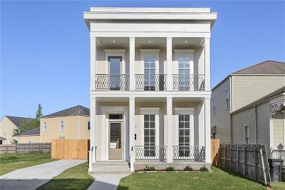 New Orleans Single Family Home Pending Continue to Show: 1841 S Chippewa Street