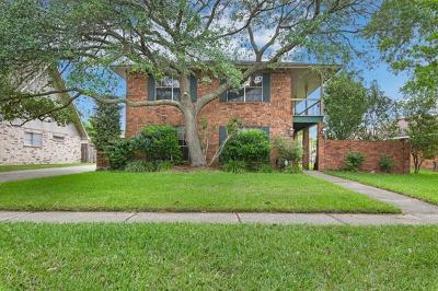 Slidell Single Family Home For Sale: 1326 Independence Drive