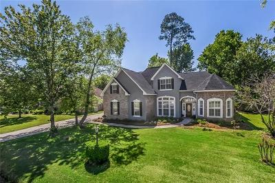 Single Family Home For Sale: 1375 Stillwater Drive