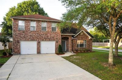 Slidell Single Family Home Pending Continue to Show: 1101 Breckenridge Drive