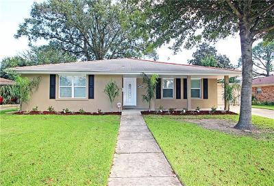 Metairie Single Family Home Pending Continue to Show: 4609 James Drive