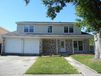 Harvey Single Family Home For Sale: 3700 Cimwood Drive