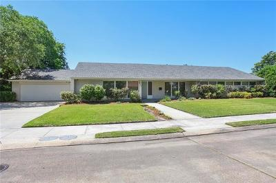 New Orleans Single Family Home For Sale: 6420 Paris Avenue
