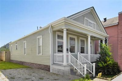 New Orleans Single Family Home For Sale: 149 Millaudon Street