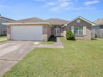 Slidell Single Family Home For Sale: 1004 Alexander Drive