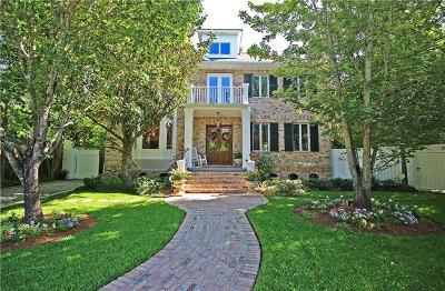River Ridge, Harahan Single Family Home For Sale: 3 Sparrow Lane