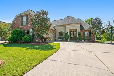 Slidell Single Family Home For Sale: 218 Cypress Lakes Circle