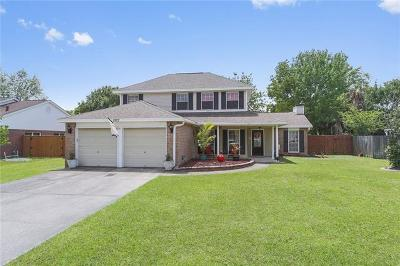 Slidell Single Family Home For Sale: 1927 Wyndemere Drive