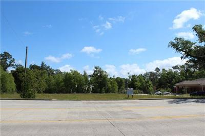 Slidell Residential Lots & Land For Sale: Shortcut (Us Hwy. 190) Highway