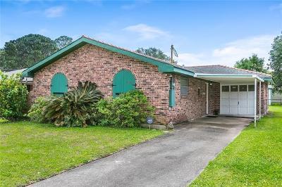 Single Family Home For Sale: 4636 Glendale Street