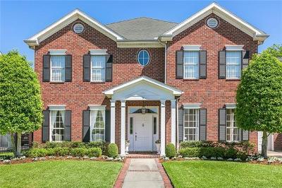 Single Family Home For Sale: 9 Savannah Ridge Lane
