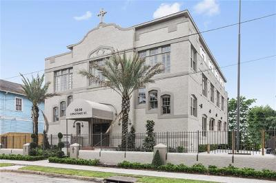 New Orleans Condo Pending Continue to Show: 5030 Constance Street #4