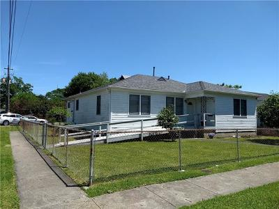 Metairie Single Family Home For Sale: 421 Houma Boulevard