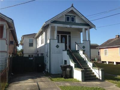 Single Family Home For Sale: 1812 N Tonti Street
