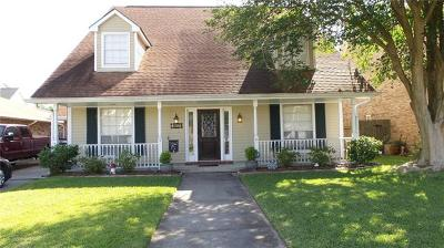 Kenner Single Family Home For Sale: 5325 Canary Ansas Drive