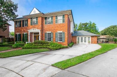 Single Family Home For Sale: 10 Oak Alley
