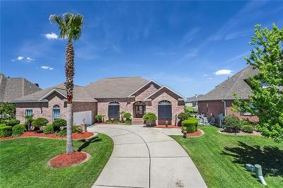 Slidell Single Family Home Pending Continue to Show: 229 Spinnaker Drive