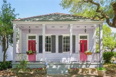 Single Family Home For Sale: 634 Pacific Avenue