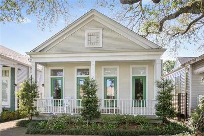 New Orleans Single Family Home For Sale: 255 Broadway Street