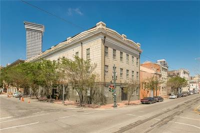 New Orleans Condo Pending Continue to Show: 801 St Joseph Street #14