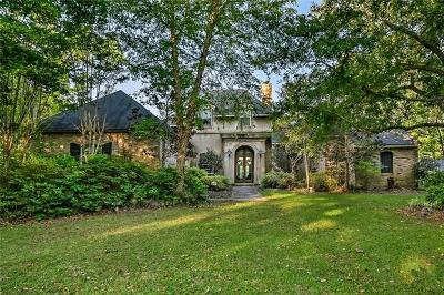 Slidell Single Family Home For Sale: 112 Paradise Point