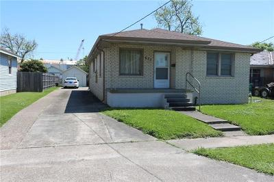Harvey Single Family Home For Sale: 637 2nd Avenue