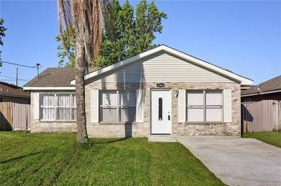 Harvey Single Family Home Pending Continue to Show: 2904 Max Drive