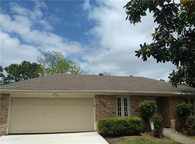 Harvey Single Family Home For Sale: 2336 Hampton Drive