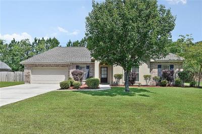 Madisonville Single Family Home For Sale: 226 Calumet Drive