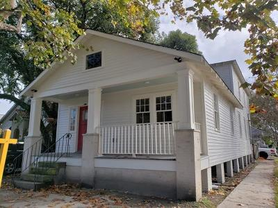 New Orleans Single Family Home For Sale: 301 Henry Clay Avenue