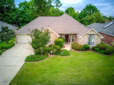Slidell Single Family Home For Sale: 206 Amanda Drive