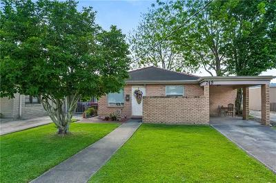 Metairie Multi Family Home Pending Continue to Show: 748 Helios Avenue