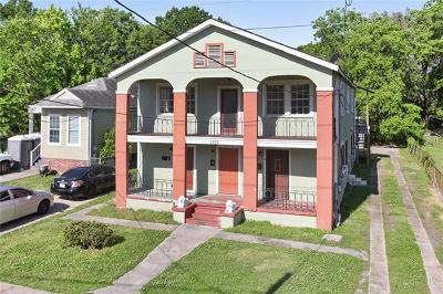 New Orleans Multi Family Home For Sale: 1225 Odeon Avenue