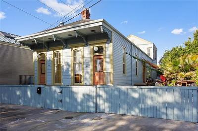 New Orleans Multi Family Home For Sale: 804 Foucher Street