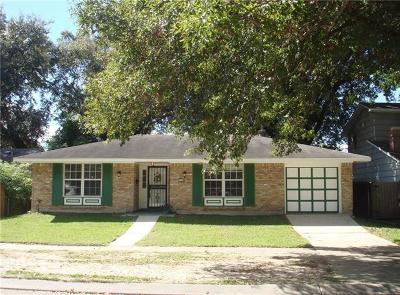 Single Family Home For Sale: 2116 Airline Park Boulevard