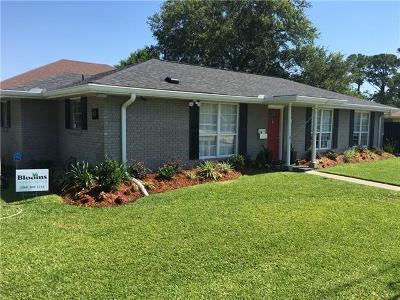Single Family Home For Sale: 2101 Taft Park