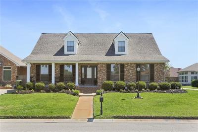 Slidell Single Family Home For Sale: 219 Windward Passage Drive