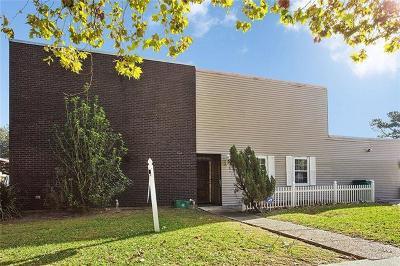Single Family Home For Sale: 2571 Vulcen Street