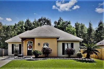 Single Family Home Pending Continue to Show: 2235 Rue Toulander Street